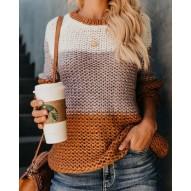 Suéter de manga larga...