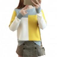 Suéter mujer de manga larga...