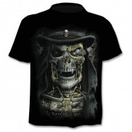 Camisa 3D arma Guerrero...