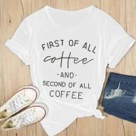 Camisetas informales de...